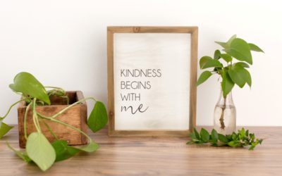 Kindness Begins With Me Free Printable