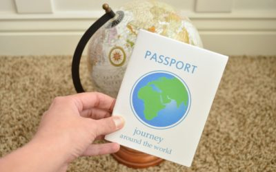 Passports for Kids – Journey Around the World