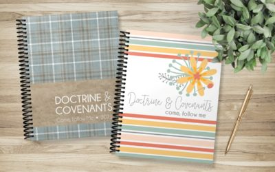 Doctrine and Covenants Come, Follow Me 2021