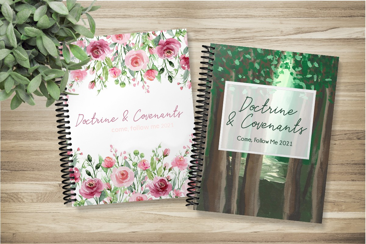 doctrine and covenants study journal