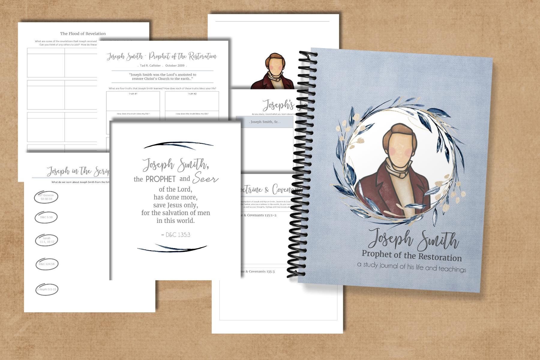 joseph smith study guide
