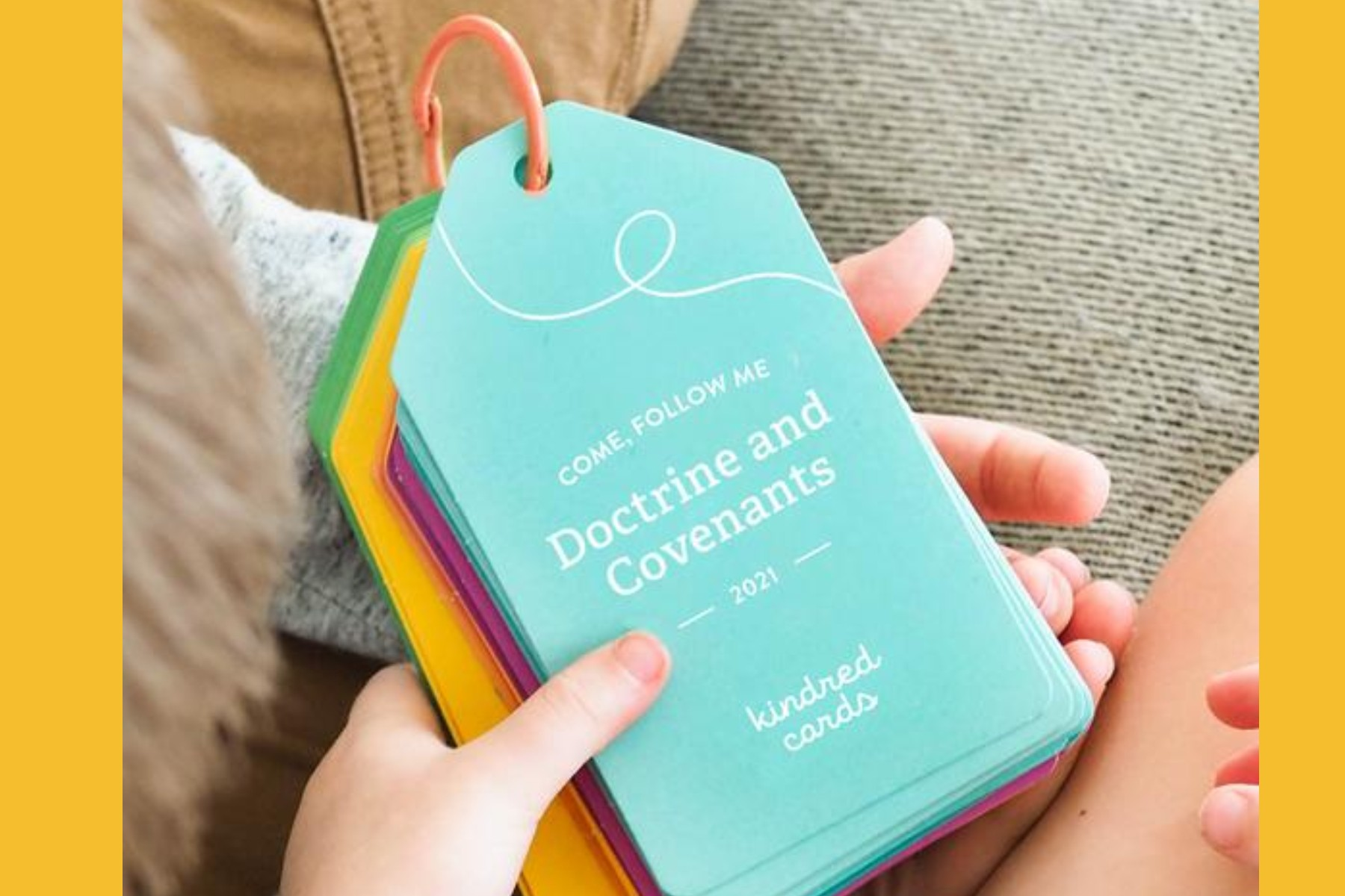 kindred kids doctrine and covenants cards