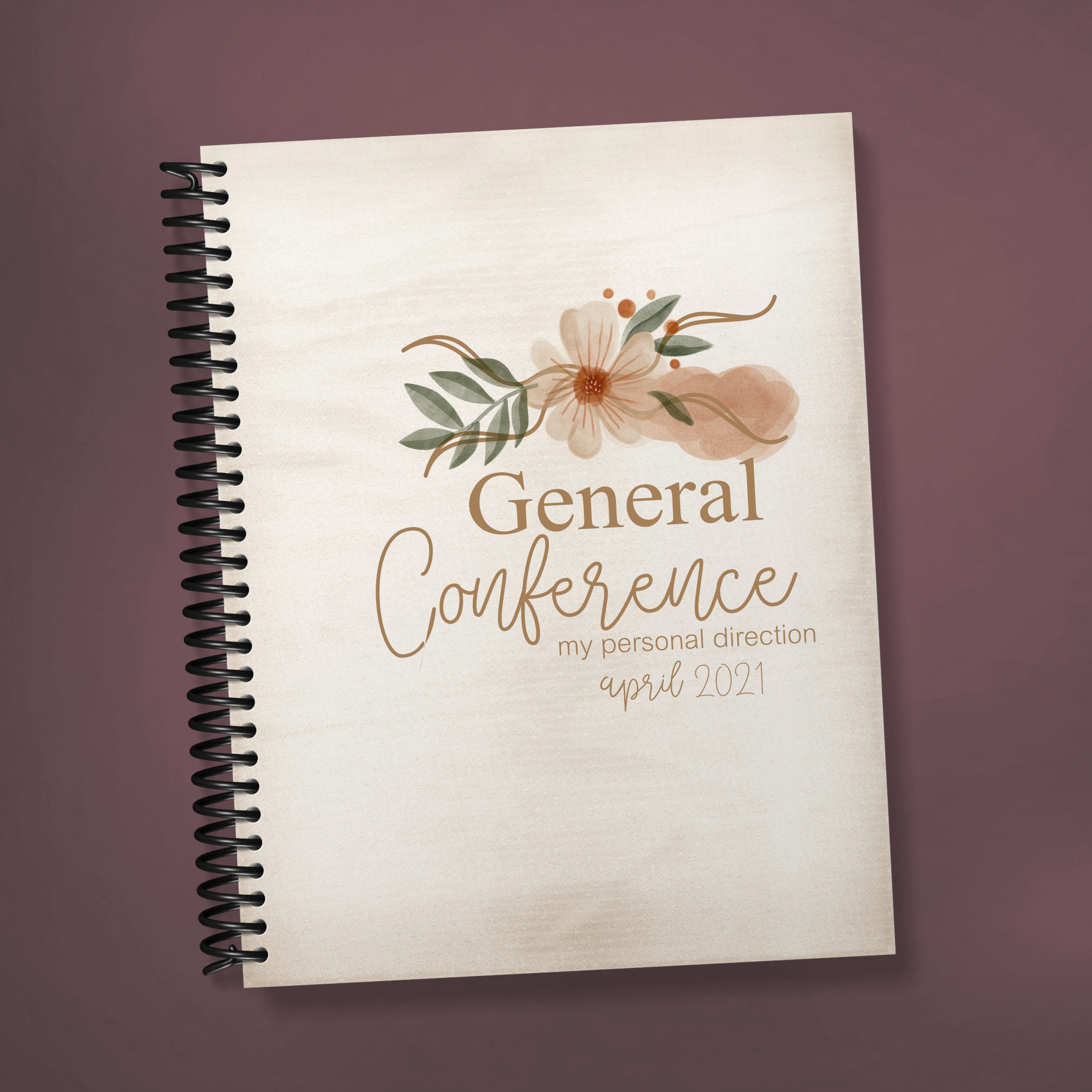 april 2021 general conference journal