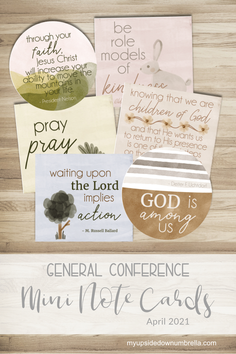 general conference quotes april 2021