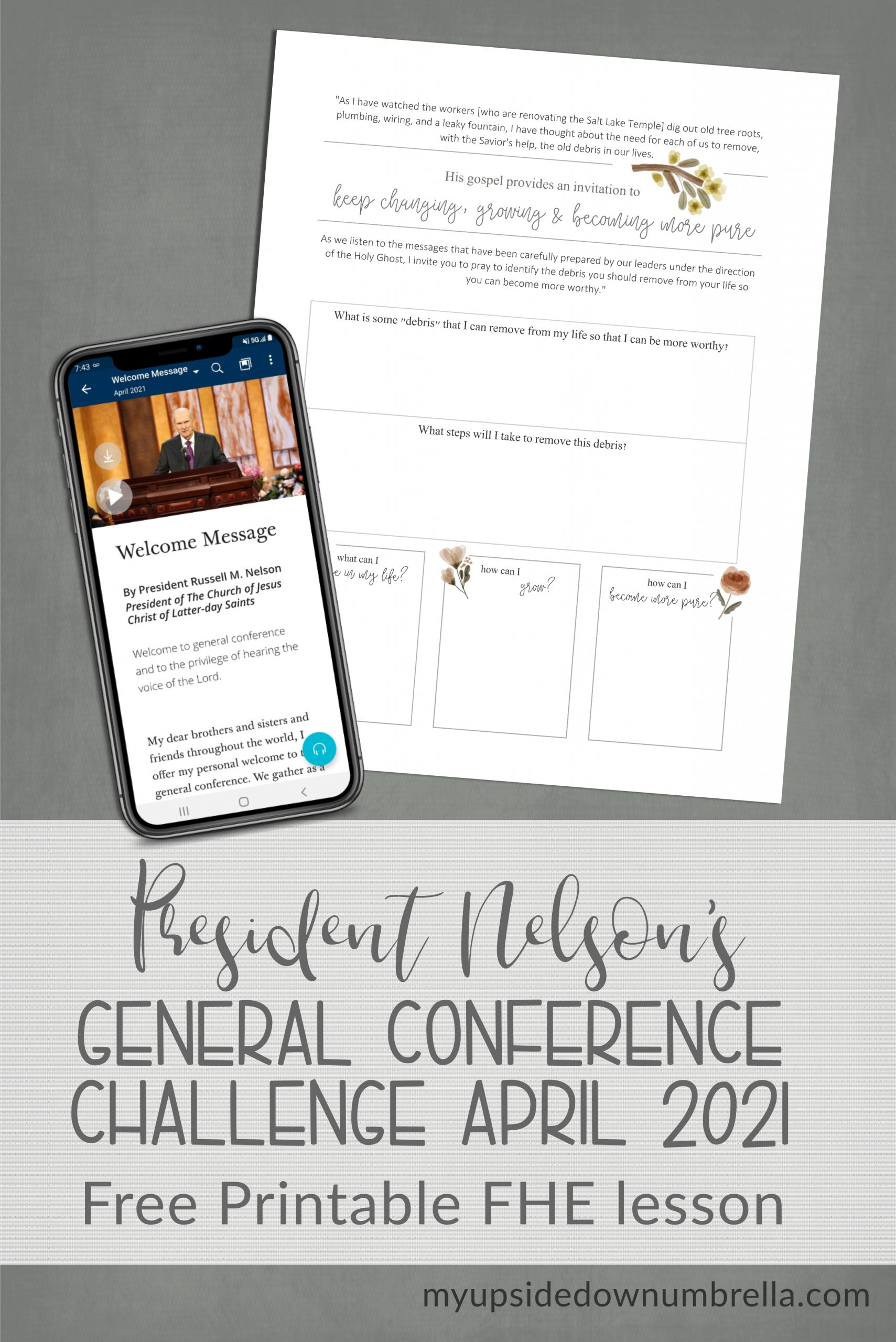 april 2021 general conference challenge from president nelson