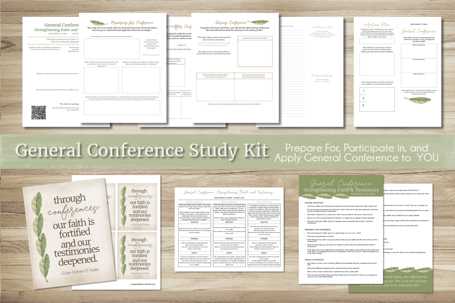 general conference study kit